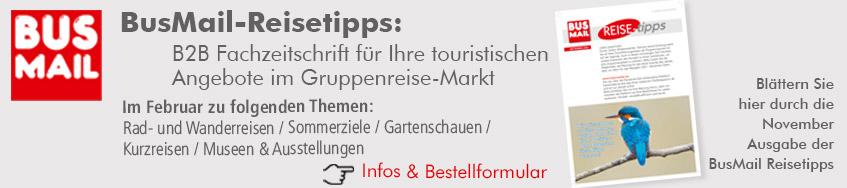 Busmail Reisetipps