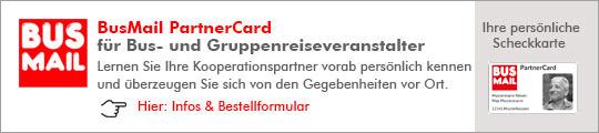 Bestellen Sie Ihre PartnerCard