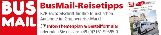 Busmail - Reisetipps