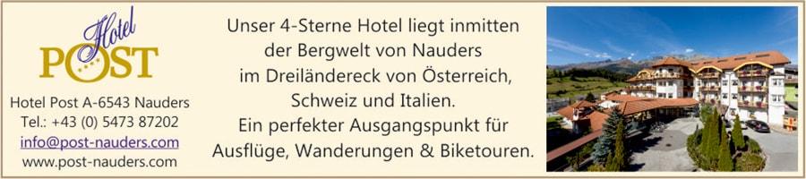 Hotel Post Nauders