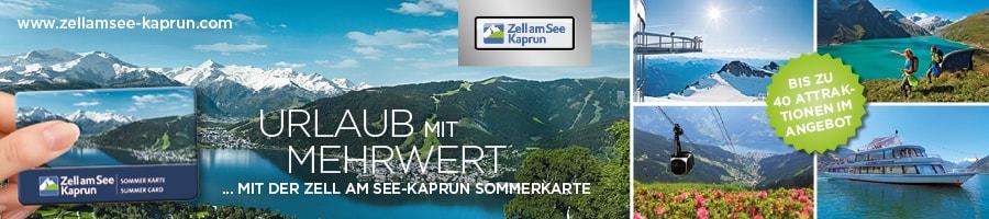 Zell am See Kaprun