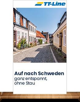 TT-Line Die Schwedenfähren