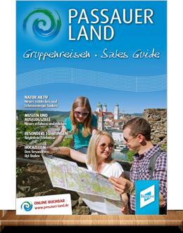 Passauer Land Sales Guide Gruppenreisen