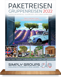 Simply Groups Gruppenreisen