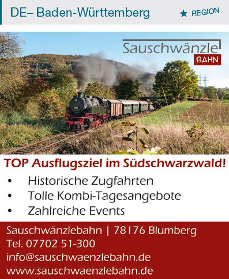 Blumberg Sauschwänzlebahn