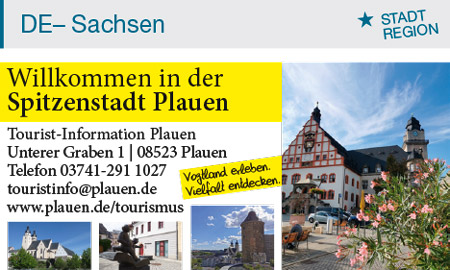 Spitzenstadt Plauen