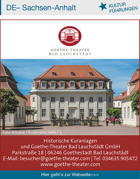 Goethe Theater Bad Lauchstädt