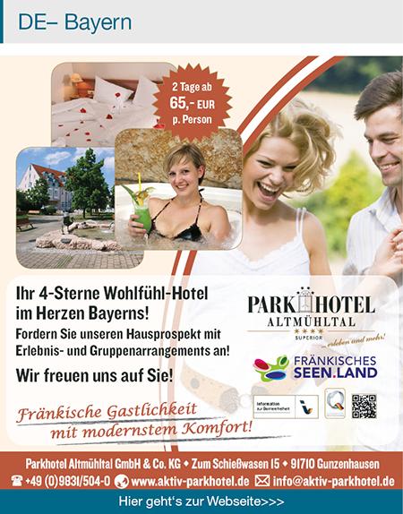 Parkhotel Altmühltal