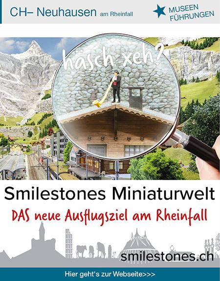 Smilestones Miniaturwelt